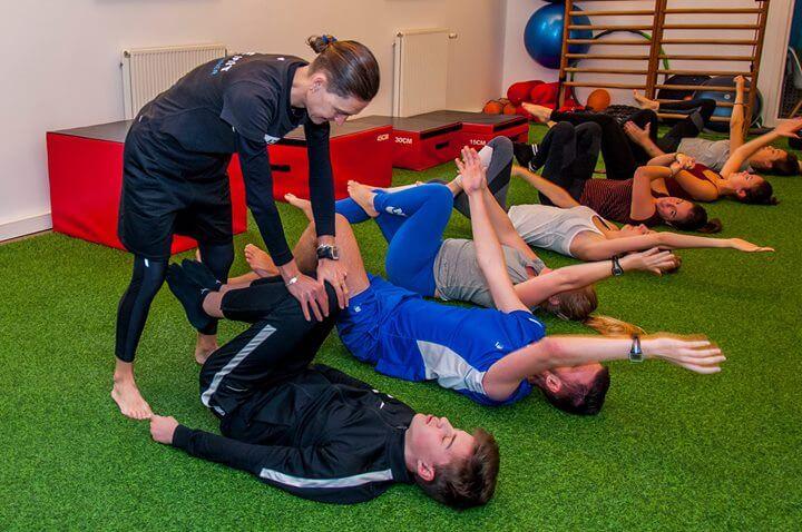 Indoor Bootcamp met coach Elke personal coach 4u