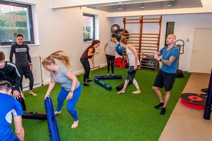 small group training personal coach 4u