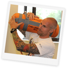 Patrick De Wachter personal training