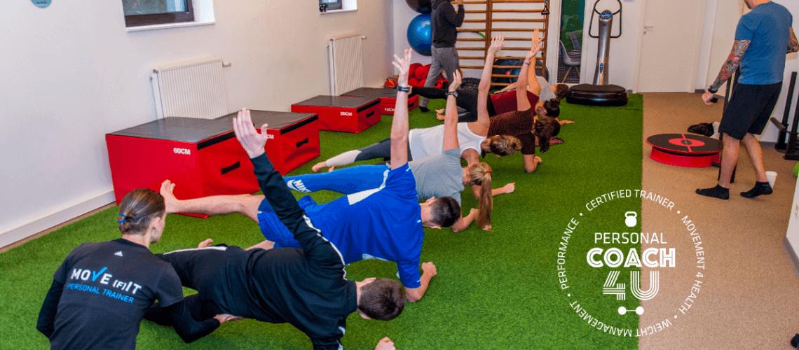 Personal coach 4U - Small Group Training