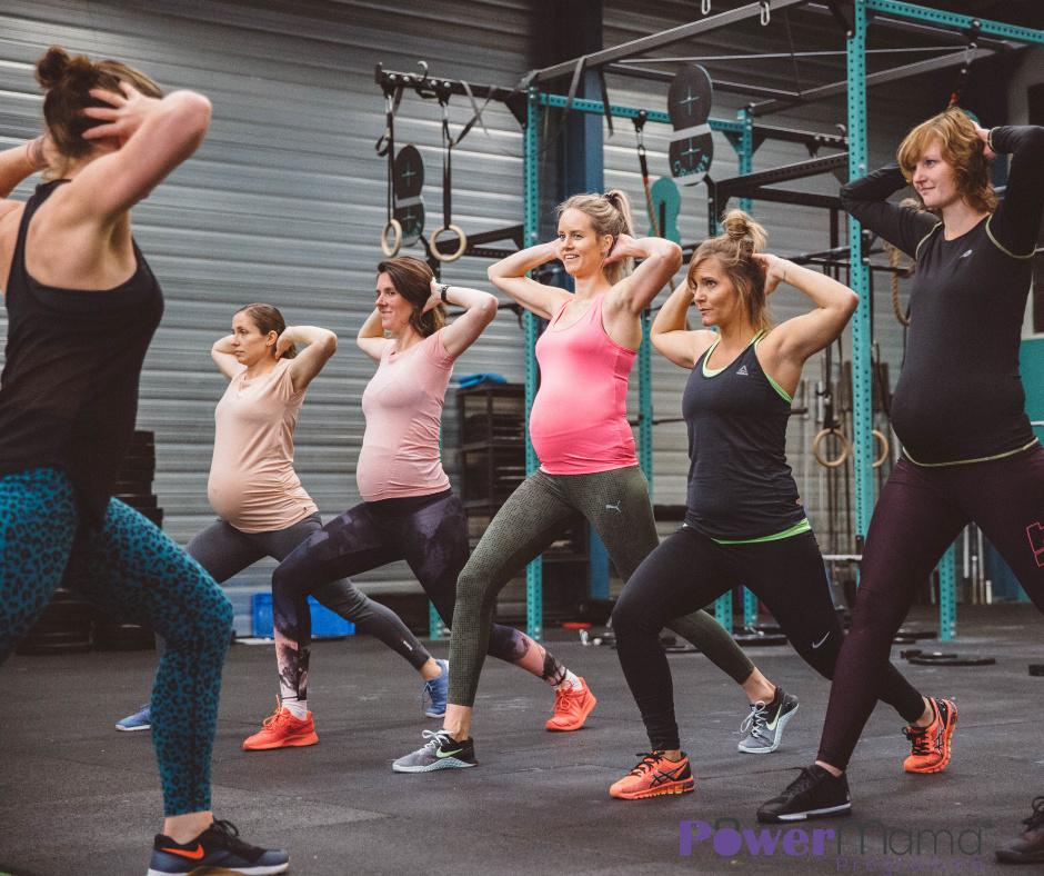 sporten zwangerschap